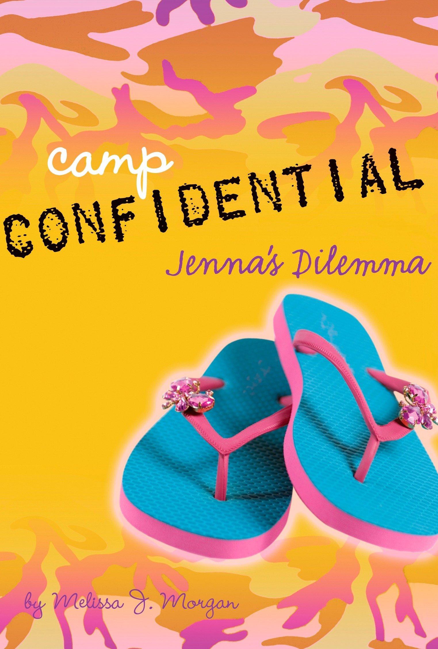 Download Jenna's Dilemma #2 (Camp Confidential) pdf