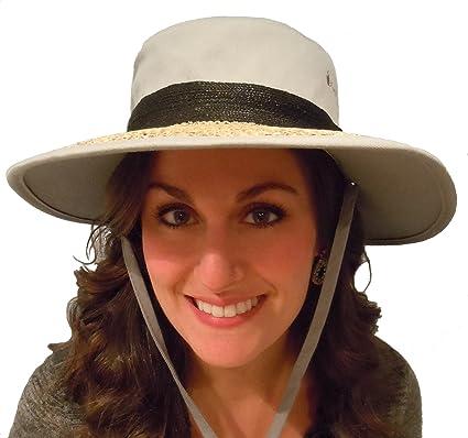 42051d3a Best Sun Hat for Men & Women. Unique Papyrus Brim: Amazon.co.uk: Sports &  Outdoors
