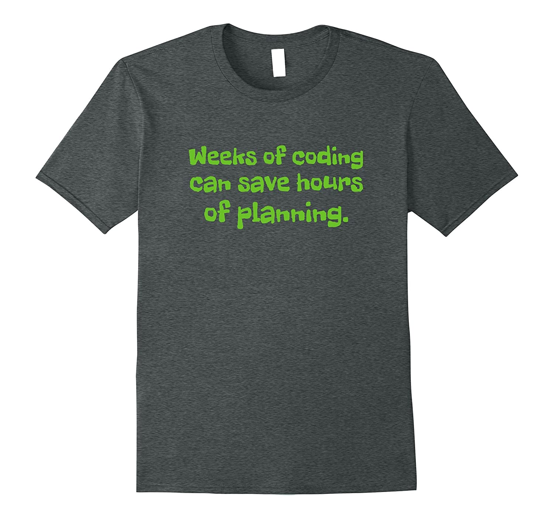 Funny coding software development computer tshirt-TH