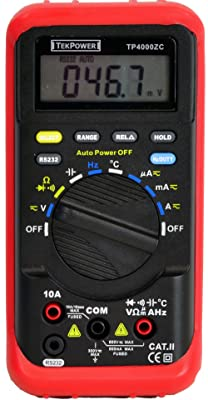 Tekpower Auto Ranging Digital Multimeter