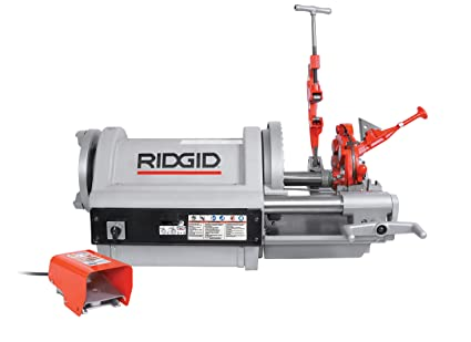 Amazon com: RIDGID 26092 Model 1224 Pipe Threading Machine