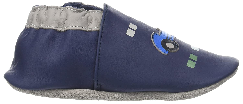 Robeez Motorcar Chaussures de Naissance Mixte b/éb/é
