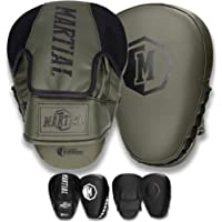 Martial Bokspads met Hoge Kwaliteit Vulling voor Optimale Impactabsorptie - Lange Levensduur Boks Kussen Boxing Gear…