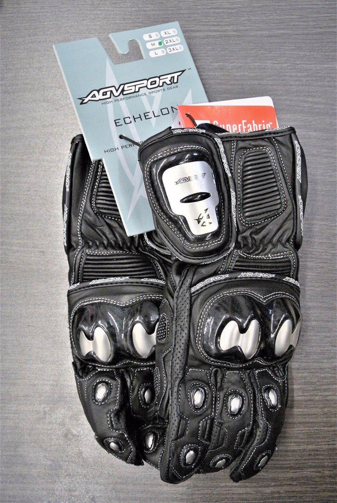 AGV Sport Echelon Gloves - Black - 2XL