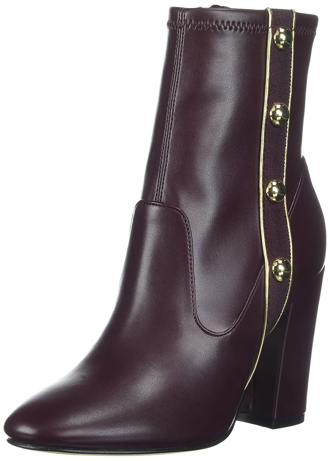 Marc Fisher Women's Abela Fashion Boot B0714K5DJY 7.5 B(M) US|Burgundy
