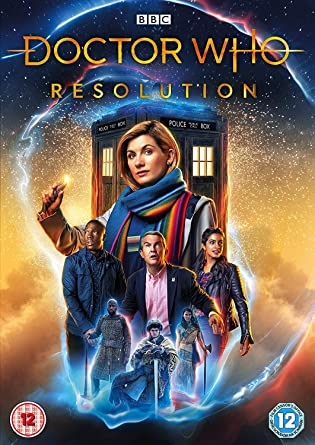 Dr Who Christmas Special 2019.Doctor Who Resolution 2019 Special Dvd Amazon Co Uk
