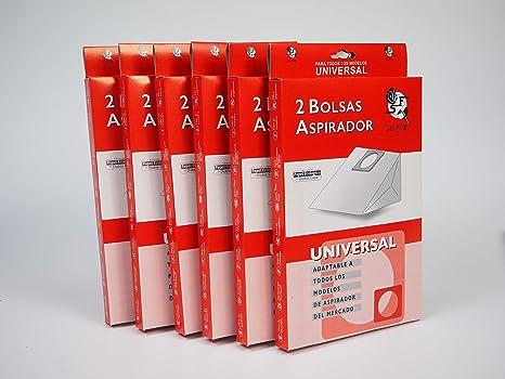 Sanfor 80533 Caja con 4 paquetes de 6 cajas de 2 Bolsas ...