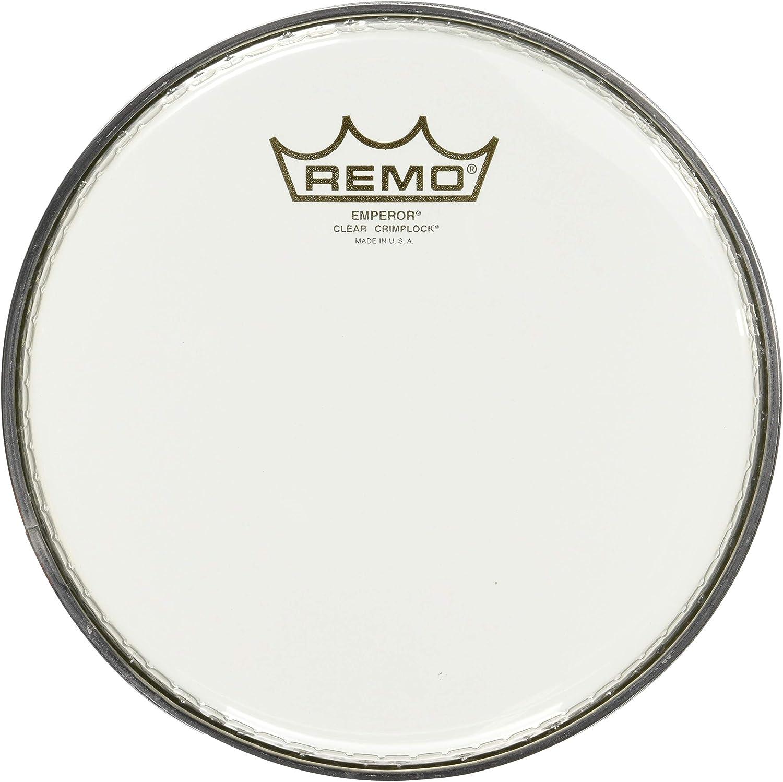 """Remo 6/"""" Suede Emperor Batter Crimplock Drumhead"""
