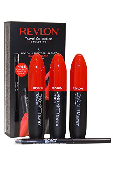 3a0ee0b3fef Image Unavailable. Image not available for. Color: Revlon Ultimate  Collection All in 1 Mascara ...