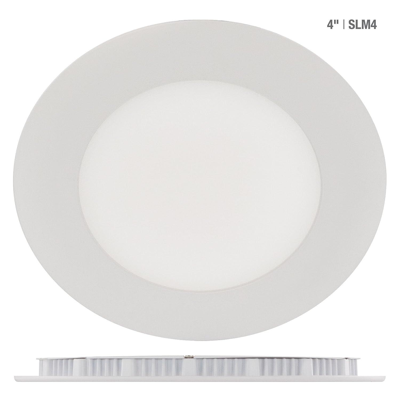 Liteline Slim Led Recessed 4 Pot Light Up To 680 Lumens