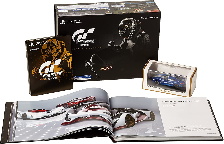 Gran Turismo Sport: Amazon.es: Videojuegos