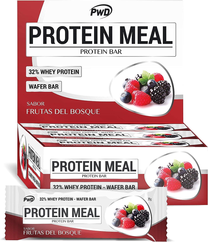 Protein Meal Frutas del Bosque