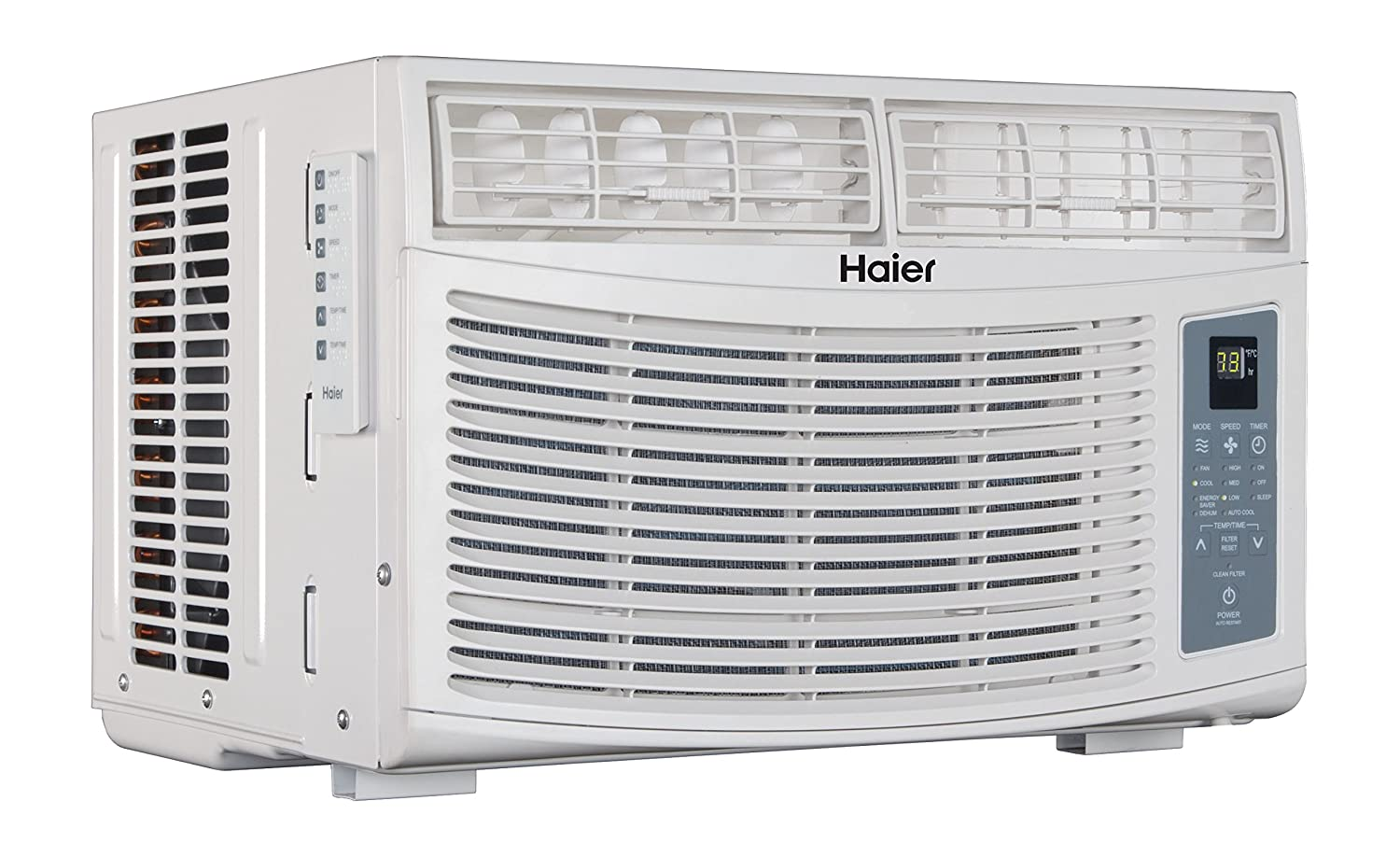 81LrL6AYWjL._SL1500_ amazon com haier hwr06xcr 6000 btu room air conditioner home  at aneh.co