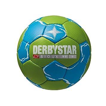 Derbystar Handball Sioux TT - Pelota de Balonmano, Color Verde ...