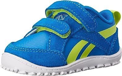 limpiar lona Reunión  Amazon.com | Reebok Ventureflex Chase Shoe (Infant/Toddler) | Sneakers
