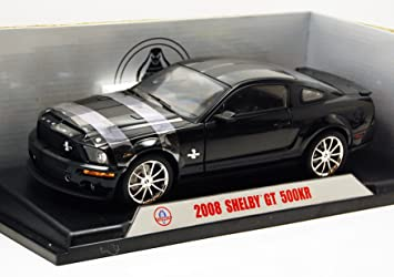 Shelby Collectibles 1:18 2008 SHELBY GT500KR Shelby Knight Rider