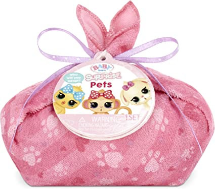 Baby Born Surprise Pets Mystery Blind Bag