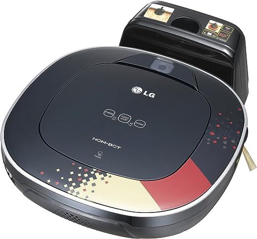 LG VR 63455 LV - Robot aspirador con cámara (capacidad de limpiar ...