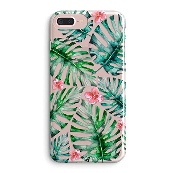 IPHONE 7 CASE PALM LEAVES