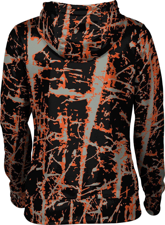 School Spirit Sweatshirt ProSphere University of The Pacific Girls Pullover Hoodie Distressed