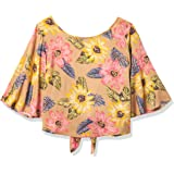 Billabong Womens Sincerely Jules Get It Twisted Top