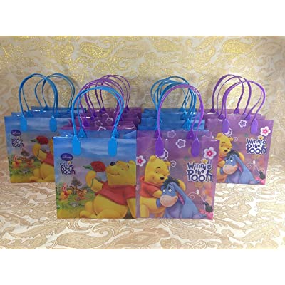 Winnie the Pooh Goodie Bags 24 Pieces: Toys & Games