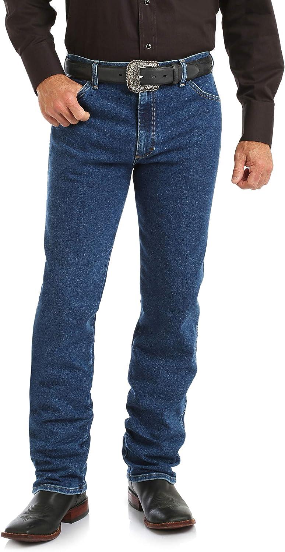 Wrangler Mens Cowboy Cut Active Flex Original Fit Jean Jeans