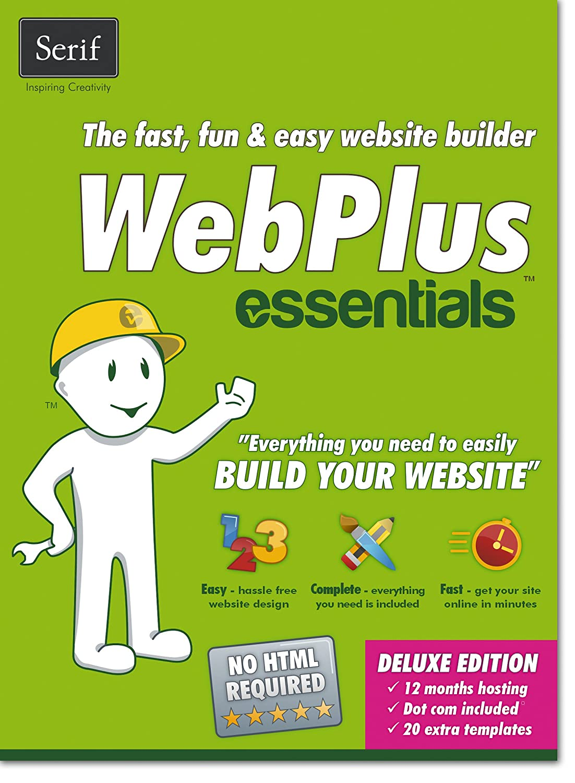 WebPlus Essentials: Amazon.co.uk: Software
