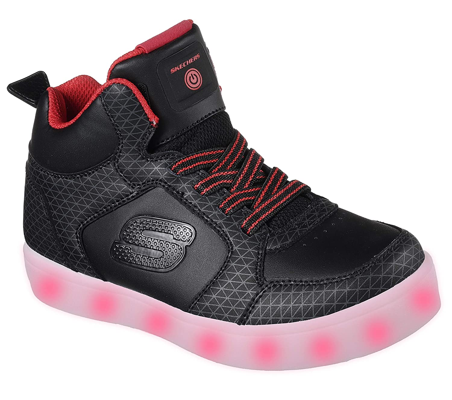 Skechers Kids Kids' Energy Lights-Tarvos Slip-on,, ENERGY LIGHTS- TARVOS - K