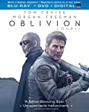 Oblivion [Blu-ray + DVD + Digital Copy + UltraViolet]