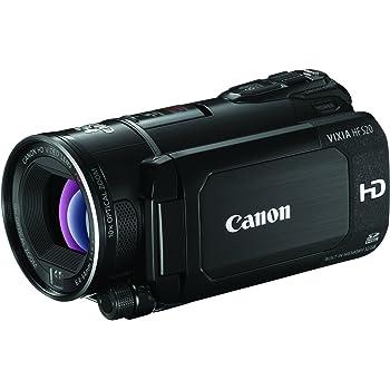 amazon com canon vixia hf s20 full hd camcorder w 32gb flash rh amazon com Canon HD VIXIA HF Models Canon VIXIA HF G10
