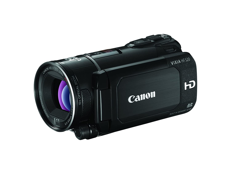 Amazon.com: Canon VIXIA HF S20 Full HD Videocámara W/32GB ...