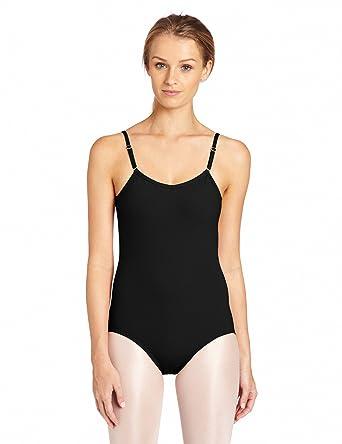 7e389172b346 Capezio Women s Camisole Leotard With Adjustable Straps