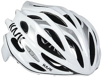 Kask - Mojito 16 - Casco para bicicleta, Adultos , Blanco, M (52