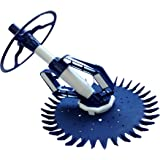 New In/above Ground Zodiac Baracuda Style Automatic Swimming Pool Cleaner Vacuum Suction Climb Wall 30ft Hose - Complete Set w/Color Box