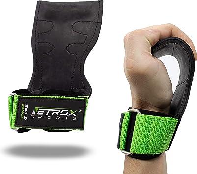 Climaqx Ultra Grips Zughilfen Zug Hilfen Bandagen Bodybuilding Griffkraft