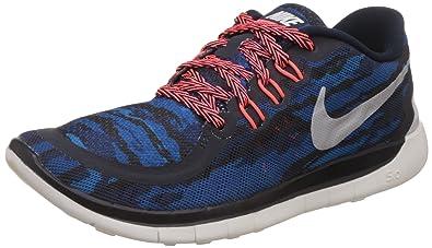 Nike Chaussures, de Sport Free 5.0 Print - Taille EUR 36 - Couleur  Multicolore