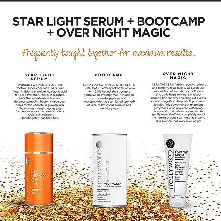 Amazon.com: Glow Obsession – Star Light Serum – Vitamin B5 ...
