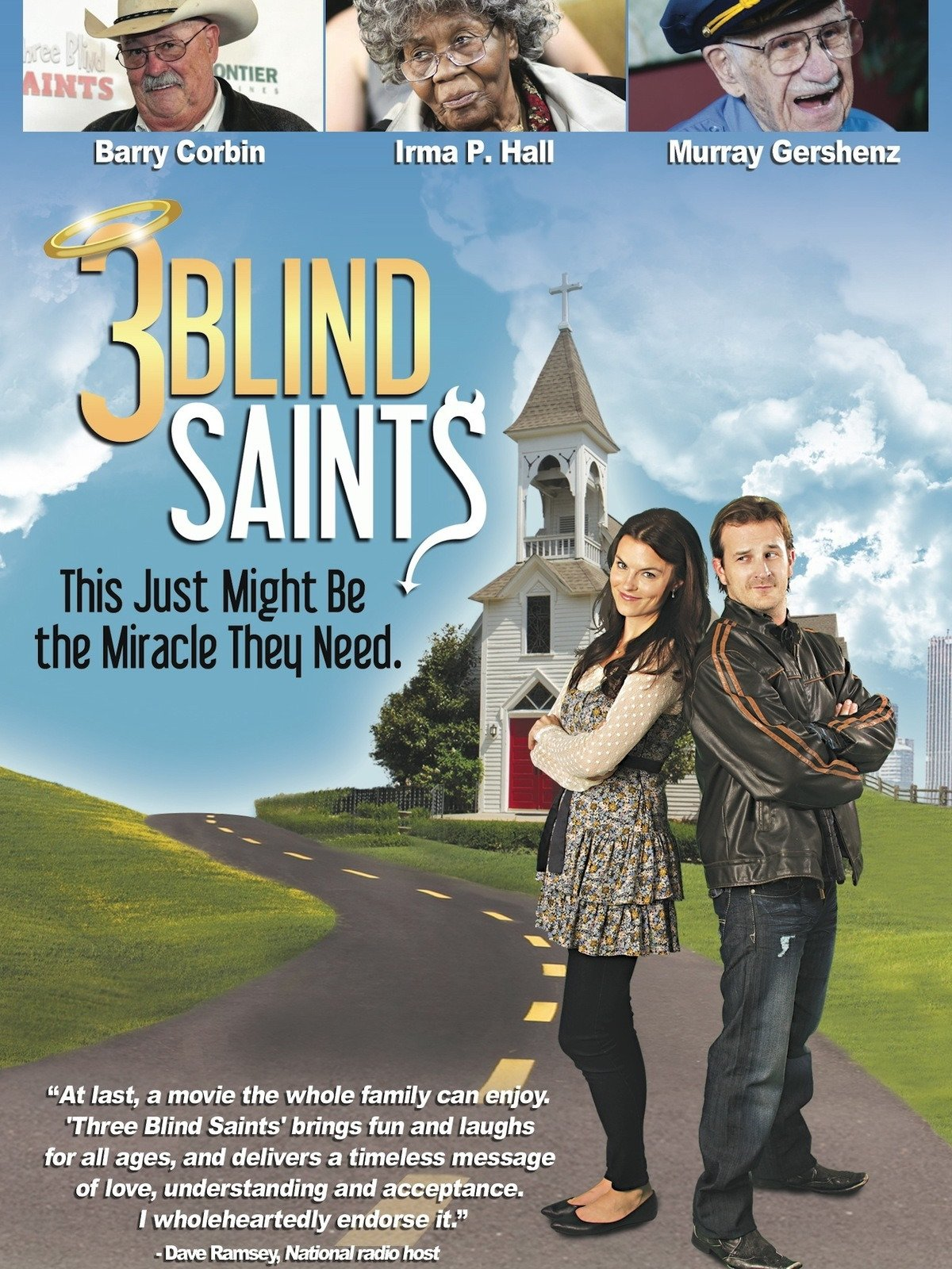 3 Blind Saints on Amazon Prime Video UK