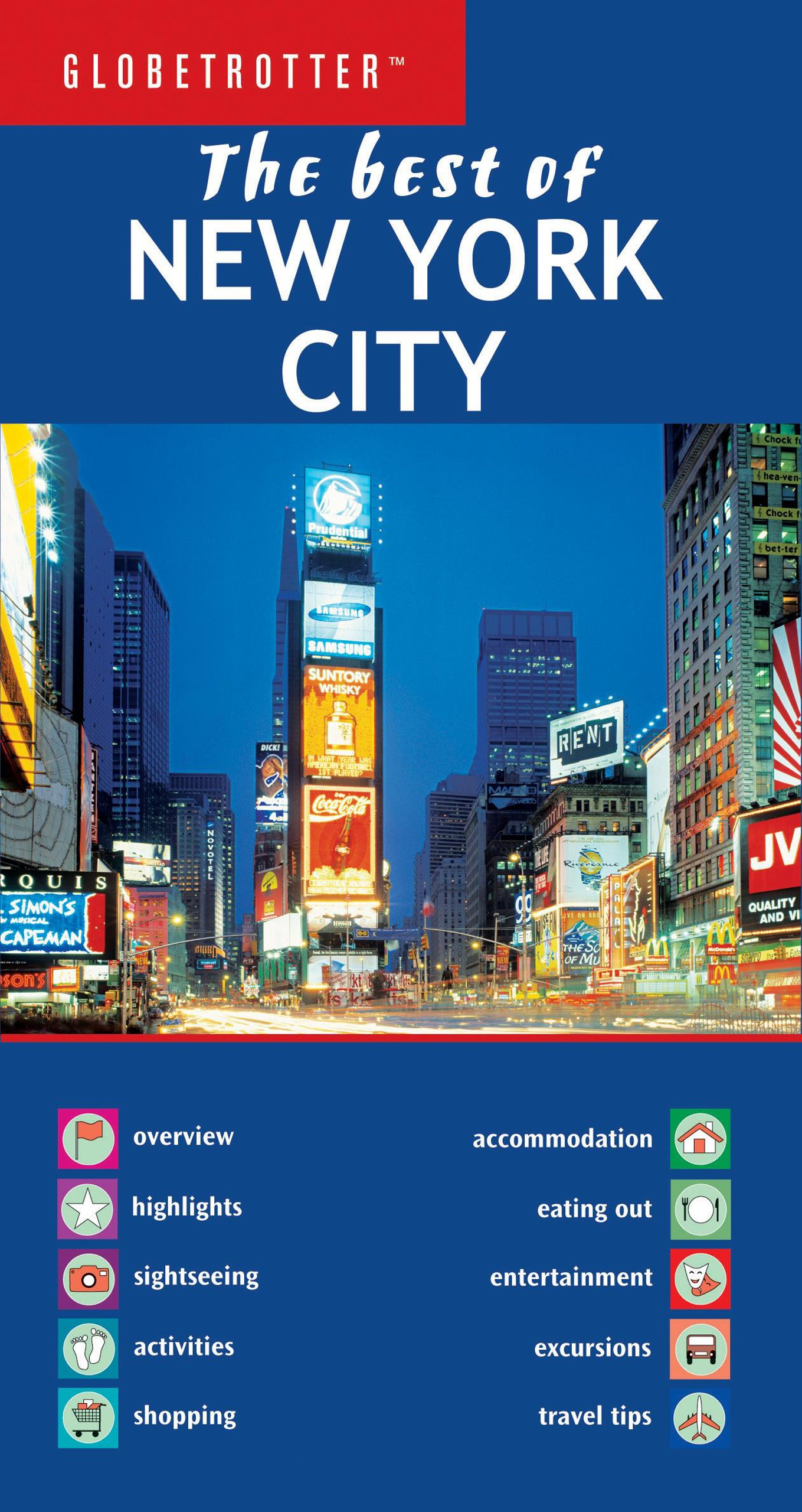 The Best of New York City, 2nd (Globetrotter Best of Series) pdf epub