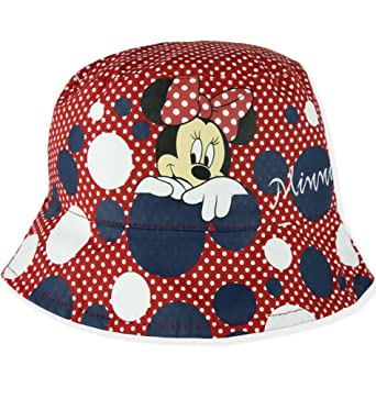 da8cc3d6 ... toddler little where can i buy disney minnie mouse official girls  reversible bucket hat reversible caps summer sun ...
