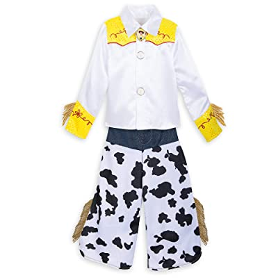 Disney Jessie Costume for Kids Multi: Clothing [5Bkhe1003185]