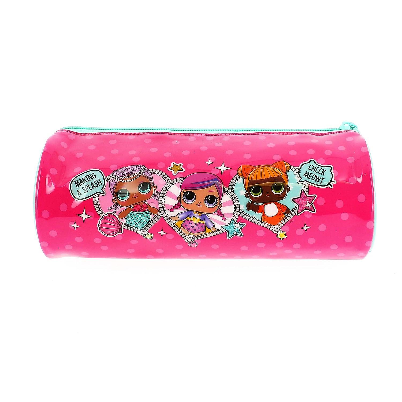 Surprise School Pencil Case Pouch Bag LOL Glitter Doll Confetti XMAS GIFT L.O.L