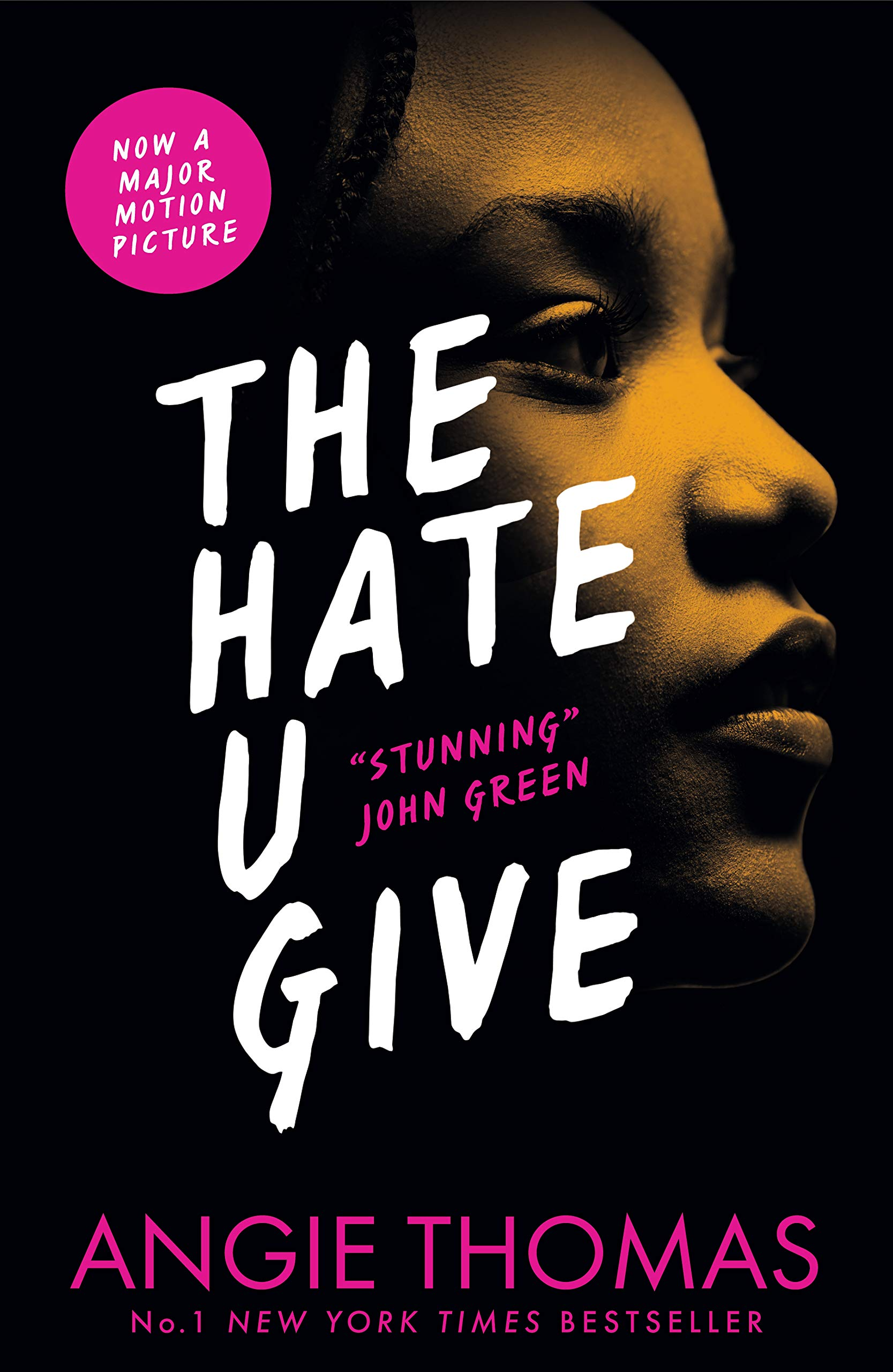 The Hate U Give: Amazon.co.uk: Thomas, Angie: Books