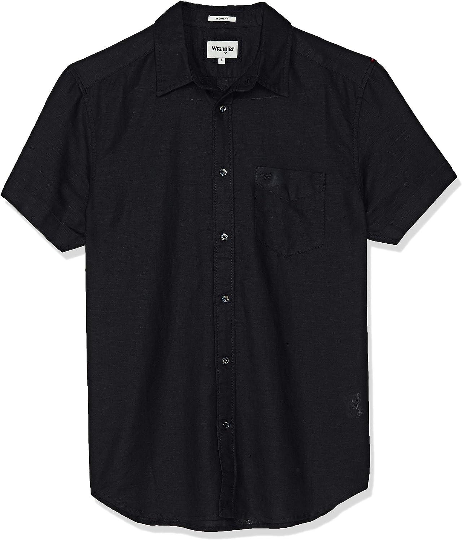 Wrangler Camisa para Hombre: Amazon.es: Ropa y accesorios