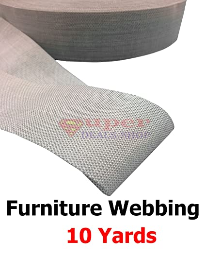 Charmant Amazon.com: 10 Yards Chair Webbing Upholstery Webbing Chair Strapping Sofa  Strap Elastabelt Chair Sofa Furniture Webbing Super Deals Shop: Kitchen U0026  Dining