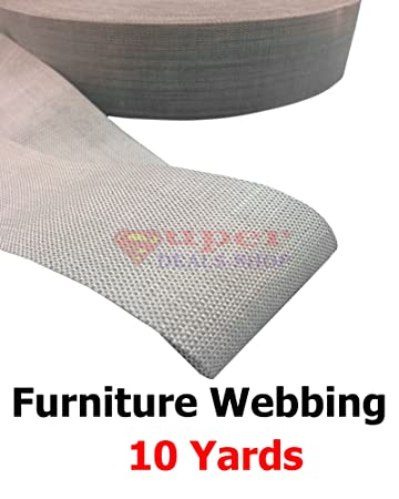 10 Yards Chair Webbing Upholstery Webbing Chair Strapping Sofa Strap  Elastabelt Chair Sofa Furniture Webbing Super
