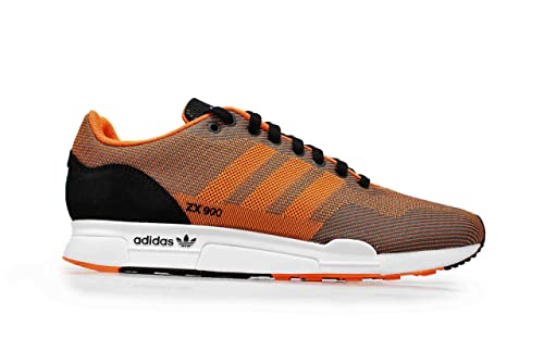 Wspaniały Adidas Men's - ZX 900 Weave light weight running - Black Orange CO71
