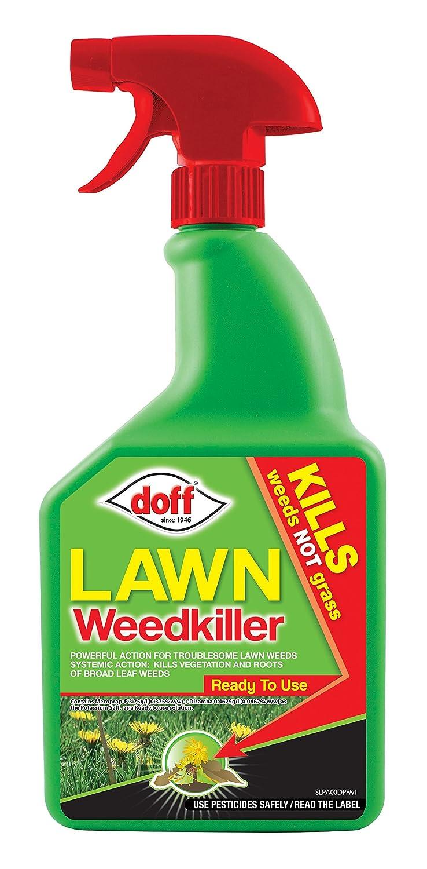 Doff Lawn Spot Weeder, Multi-Colour, 1 Litre DOFLPA00