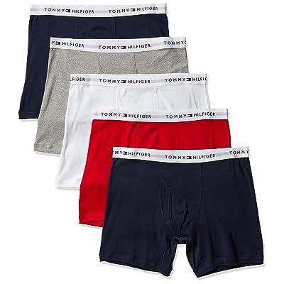 Tommy Hilfiger Men/'s Underwear Cotton Classic Briefs